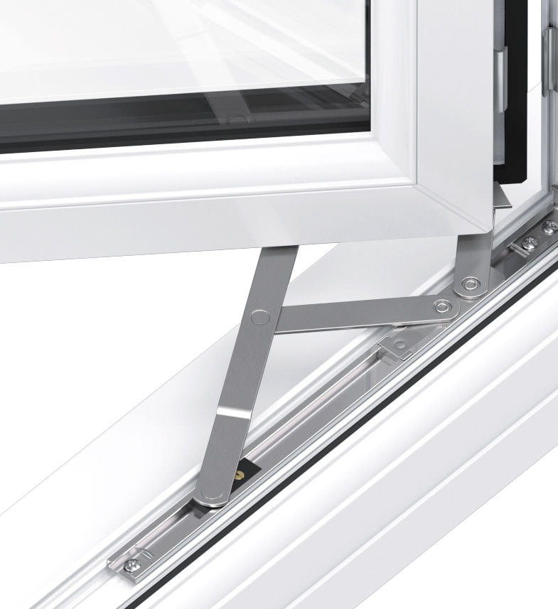 Easy to Clean French Windows Norfolk