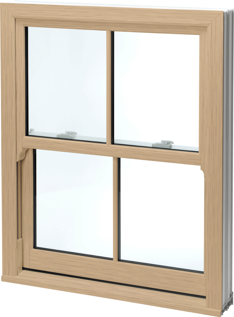 Norfolk Sliding Sash Windows Irish Oak