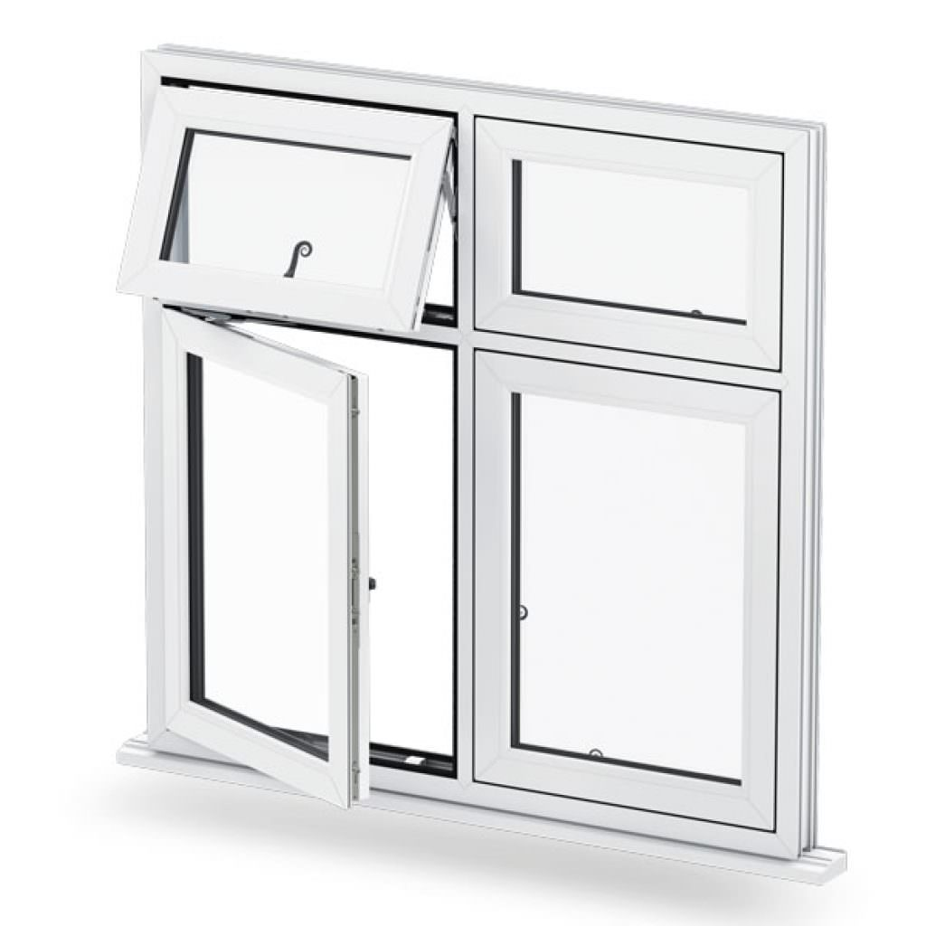 Flush Casement Window Norwich