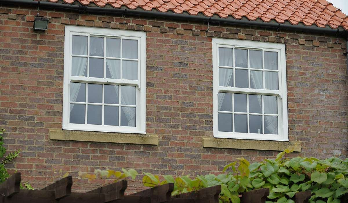 Sliding Sash Windows, Norfolk