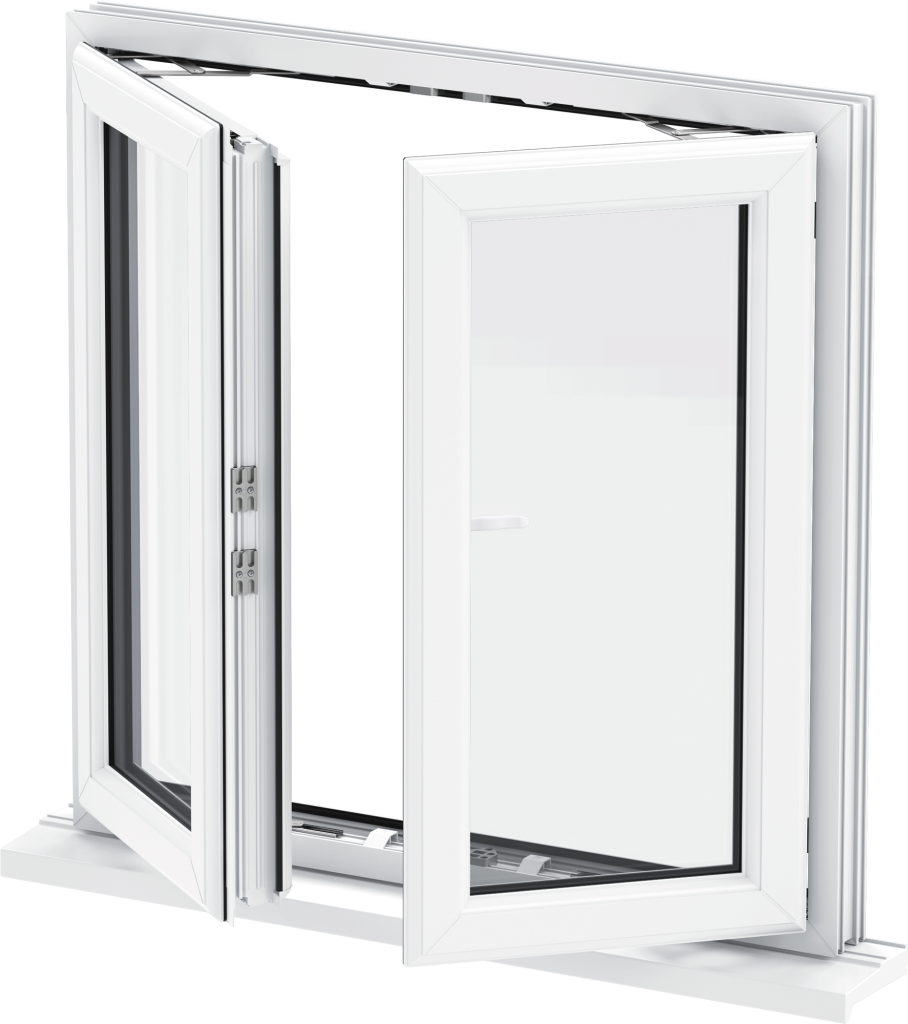 White French Casement Window